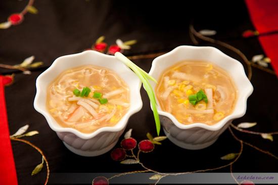 Cách nấu súp cua Cà Mau ngon