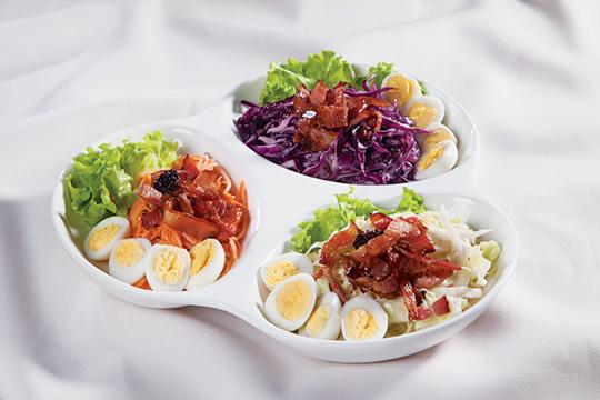 Salad dâu tằm