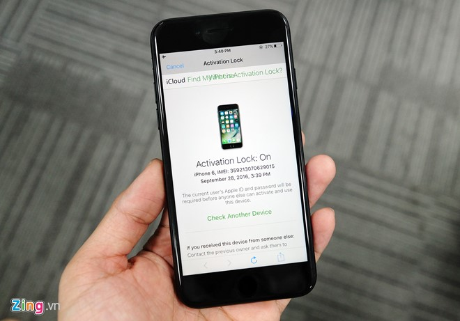 Cach chon mua iPhone 6 cu dang giam gia hinh anh 1