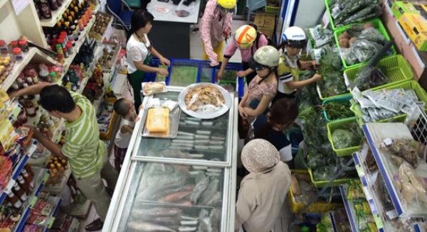 Bí quyết mở cửa hàng thực phẩm sạch thành công