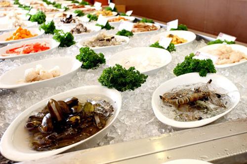 20 địa chỉ ăn buffet được ưa thích ở Sài Gòn