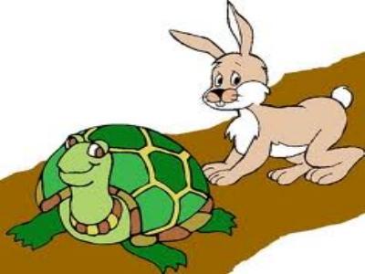 Thuật kinh doanh - Chuyện ngụ ngôn thỏ và rùa