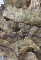 Tôm tít khô, món ngon và đặc biệt ở Cà Mau